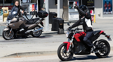 Ownership Advantage ZERO MOTORCYCLES